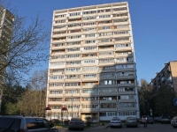 Khimki, Zelenaya st, house 20. Apartment house