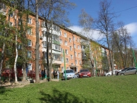 Khimki, Michurin st, house 11. Apartment house