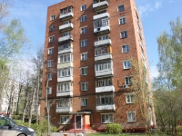 Khimki, Michurin st, house 16. Apartment house