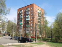 Khimki, Michurin st, house 18. Apartment house