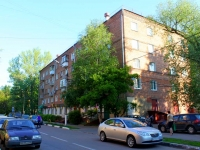 neighbour house: st. Moskovskaya, house 7. Apartment house