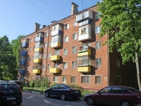 Khimki, Moskovskaya st, house 9. Apartment house