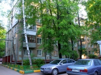Khimki, Moskovskaya st, house 10. Apartment house