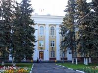 Khimki, 管理机关 Администрация городского округа Химки, Moskovskaya st, 房屋 15