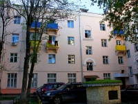 Khimki, Moskovskaya st, house 28. Apartment house