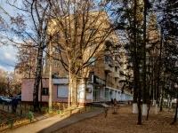 Химки, улица Московская, дом 30. многоквартирный дом