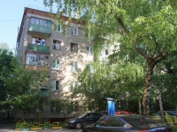 Khimki, Pervomayskaya st, house 4. Apartment house