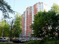 neighbour house: st. Pervomayskaya, house 5. Apartment house