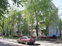 Khimki, Proletarskaya st, house 25. Apartment house