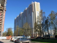 neighbour house: st. Sovkhoznaya, house 2 к.4. Apartment house