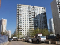 neighbour house: st. Sovkhoznaya, house 4. Apartment house