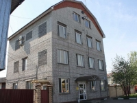 neighbour house: st. Soyuznaya, house 11. office building
