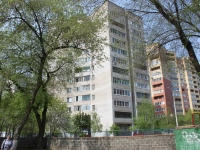Khimki, Engels st, house 21. Apartment house