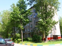 Khimki, Engels st, house 24. Apartment house