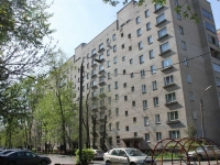 Khimki, Engels st, house 25. Apartment house