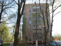 neighbour house: st. Yunnatov, house 1. Apartment house