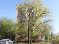 Khimki, Yunnatov st, house 3. Apartment house