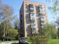 Khimki, Yunnatov st, house 4. Apartment house