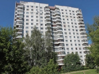 Khimki, 9th Maya st, house 6. Apartment house