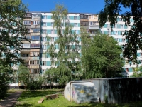 Khimki, 9th Maya st, house 18Б. Apartment house