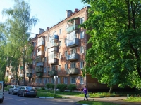 Khimki, Aptechnaya st, house 4. Apartment house