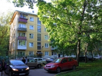Khimki, Aptechnaya st, house 8. Apartment house