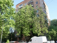 Khimki, Vatutin st, house 5. Apartment house