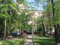 Khimki, Zoi Kosmodemianskoy st, house 4. Apartment house