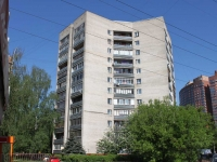 Khimki, Zoi Kosmodemianskoy st, house 5Б. Apartment house