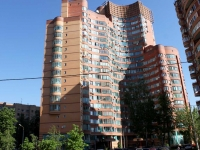 Khimki, Zoi Kosmodemianskoy st, house 7. Apartment house