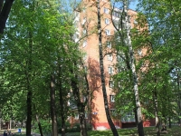 neighbour house: st. Koltsevaya, house 4. Apartment house