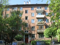Khimki, Leningradskaya st, house 2. Apartment house