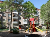 Khimki, Leningradskaya st, house 6. Apartment house