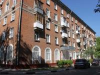 Khimki, Leningradskaya st, house 8. Apartment house