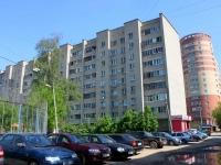 Khimki, Leningradskaya st, house 19. Apartment house