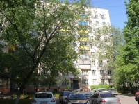 Khimki, Chapaev st, house 9. Apartment house