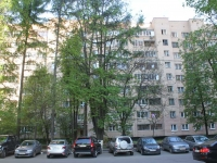 Khimki, Spartakovskaya st, house 12. Apartment house