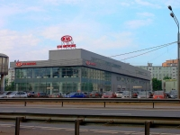 neighbour house: rd. Leningradskoe 23 km. automobile dealership KIA MOTORS