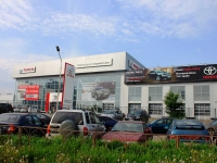 neighbour house: rd. Leningradskoe 23 km. automobile dealership Тойота Центр