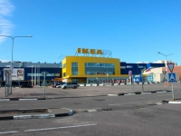 Khimki, shopping center МЕГА, 8th district, house 1
