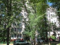 Khimki, Druzhby st, house 12. Apartment house