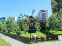 Khimki, small architectural form