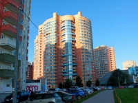 neighbour house: avenue. Yubileyny, house 1 к.1. Apartment house