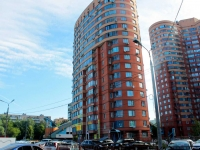 Khimki, Yubileyny avenue, house 1 к.3. Apartment house