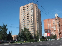 Khimki, Yubileyny avenue, house 5. Apartment house