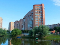 Khimki, Yubileyny avenue, house 7. Apartment house