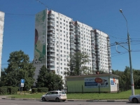 Khimki, Yubileyny avenue, house 66А. Apartment house
