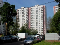 Khimki, Yubileyny avenue, house 66. Apartment house