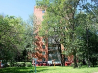 Khimki, Yubileyny avenue, house 72. Apartment house