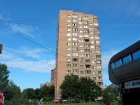 Khimki, Yubileyny avenue, house 3. Apartment house